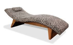 Leopard Chaise Lounge Silhouette Chaise Lounge U2022 Fine Furniture Design Fine Art