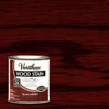 Behr Chipotle Paste by Zar 116 0 5 Pt Cherry Red Wood Stain 2 Pack Red Wood Stain