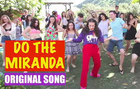 do the miranda original song by miranda sings youtube