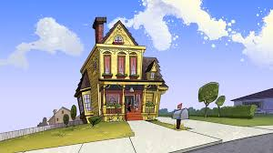 granny houses image granny s house png the looney tunes show wiki fandom