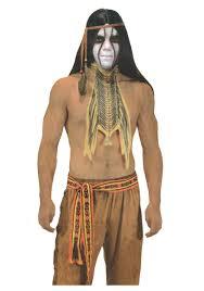 american indian halloween costumes mens tonto costume halloween costumes