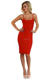 noodz boutique tania dress red online shopping modernpixel ca