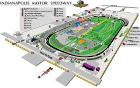 Map Indianapolis Indianapolis Motor Speedway Map Indianapolis Motor Speedway