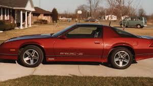 1987 chevrolet camaro z28 1987 chevrolet camaro iroc z28 g29 indianapolis 2013