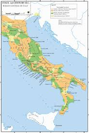 Blank Map Of Italy by History Map Archive 100 Bc To Ad 500
