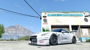 Nissan Gtr Drift - ben sopra nissan gtr drift handling liveries gta5 mods com