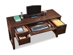 Executive Desk Organizer Flexsteel Wynwood Collection Theodore Contemporary Executive Desk