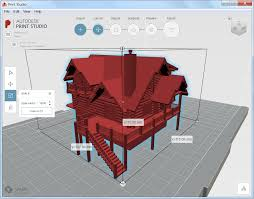 Student Auto Desk by New In Autocad 2017 Print Studio Autodesk 3d Printing