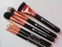 d u0027va beauty brushes review beauty with lily