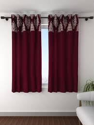 curtains u0026 sheers buy long curtain u0026 sheer online myntra