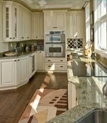 Laminate Flooring With Dark Cabinets Beautiful Vinyl Kitchen Flooring Dark Cabinets Colors With Light