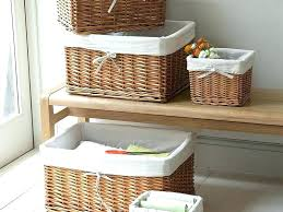 Rattan Bathroom Furniture Wicker Bathroom Furniture Wicker Bathroom Furniture Storage Basket