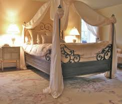 bed notable white iron canopy bed full brilliant full canopy bed