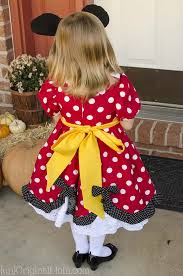 Minnie Mouse Halloween Costume Toddler Perfect Diy Minnie Mouse Costume Unoriginal Mom