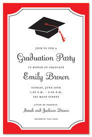 graduation party invitation wording free printable graduation party invitation with wording and black