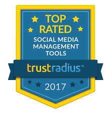 toprated netbase named a 2017 top rated social media management platform by