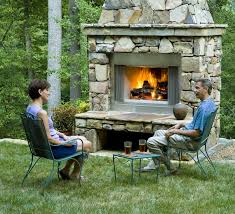 garden fireplace design inspiring outdoor gas fireplace kit 17