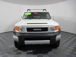 toyota land cruiser certified pre owned certified pre owned 2014 toyota fj cruiser bse 4d sport utility in