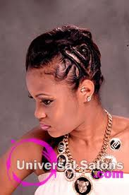 universal hairstyles black hair up do s pamela webster s twist with a dry wave and braids hairstyle