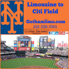 Citi Field Map New York Mets Limousine To Citi Field