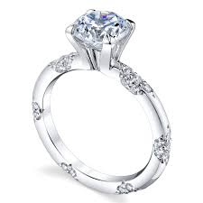 michael b engagement rings michael b crown lace engagement ring 46cttw mb1 40 160