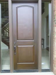 fiber glass door refinishing wood and fiberglass doors u2014 door renew wood door