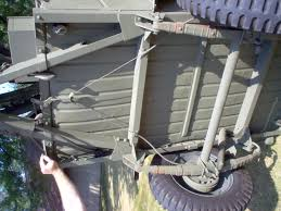 bantam jeep trailer does this look like a canadian m101 axle hub page 2 ih8mud forum
