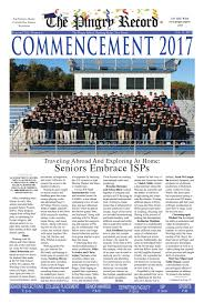 the pingry record june 2017 by the pingry issuu