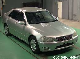 lexus altezza stock 2003 toyota altezza silver for sale stock no 46944 japanese