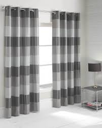 Horizontal Stripe Curtains Grey And White Striped Curtains Vertical Stripe Shaped Valance In