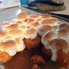 sweet potatoes with marshmallow recipes allrecipes