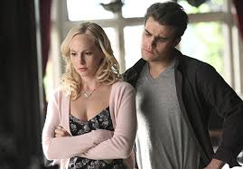 the vampire diaries u0027 spoilers on stefan u0026 caroline in final season