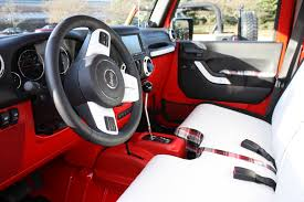 custom jeep interior news jeep drops six easter jeep safari concepts nafterli u0027s car
