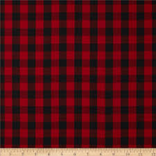 kaufman house of wales plaid discount designer fabric