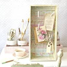 White Desk Accessories by Shabby Chic Office Decorating Ideas Shabby Chic Desk Accessories