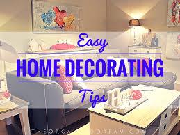 tips for home decor albertnotarbartolo com