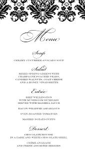 28 elegant dinner party menus alfa img showing gt elegant