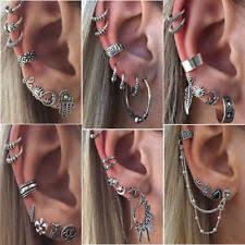 ear cuff piercing pierced ear cuff ebay