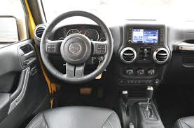 capsule review 2015 jeep wrangler unlimited sahara the truth