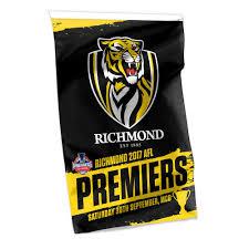 Flag Cape Richmond Tigers 2017 Premiers Cape Flag