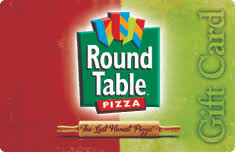 call round table pizza gift cards round table pizza the last honest pizza