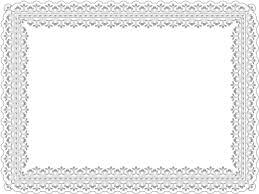 powerpoint certificate template ornate 2 u2013 elearningart