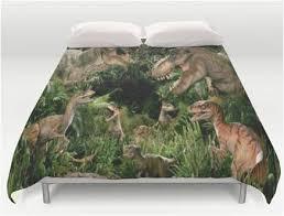 Dinosaur Comforter Full Prehistoric Monsters Roam On This Queen Dinosaur Bedding