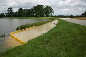floating turbidity barrier ecapplications inc aerflo floating
