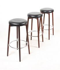 mid century bar cabinet small stools gorgeous set of four mid century bar midcentury wood nz