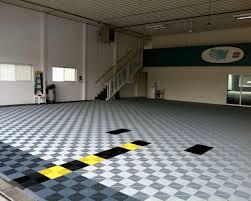 custom hangar floor swisstrax ribtrax hangar floors