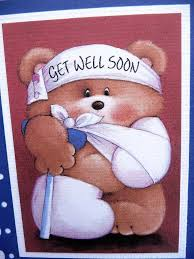 get well soon teddy 48 best get well soon greeting cards