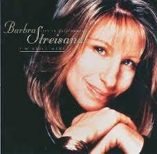 barbra streisand i m still here live in california cd album