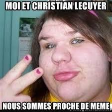 Nous Meme - ugly fat woman meme generator