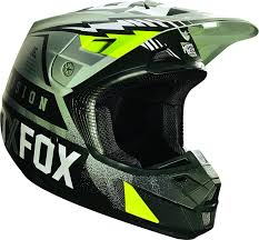 cheap kids motocross helmets amazon com 2016 fox racing v2 vicious helmet army s automotive